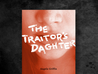 """Review: """"The Traitor's Daughter,"""" by Angela Griffin"""
