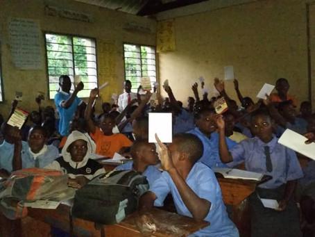 Let's Improve Education For Girls