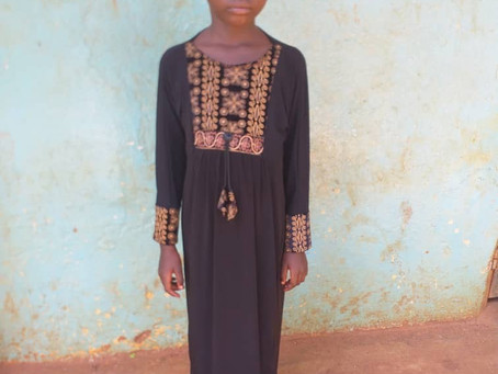 VULNERABLE GIRLS NEED YOUR SUPPORT DURING THIS PANDEMIC