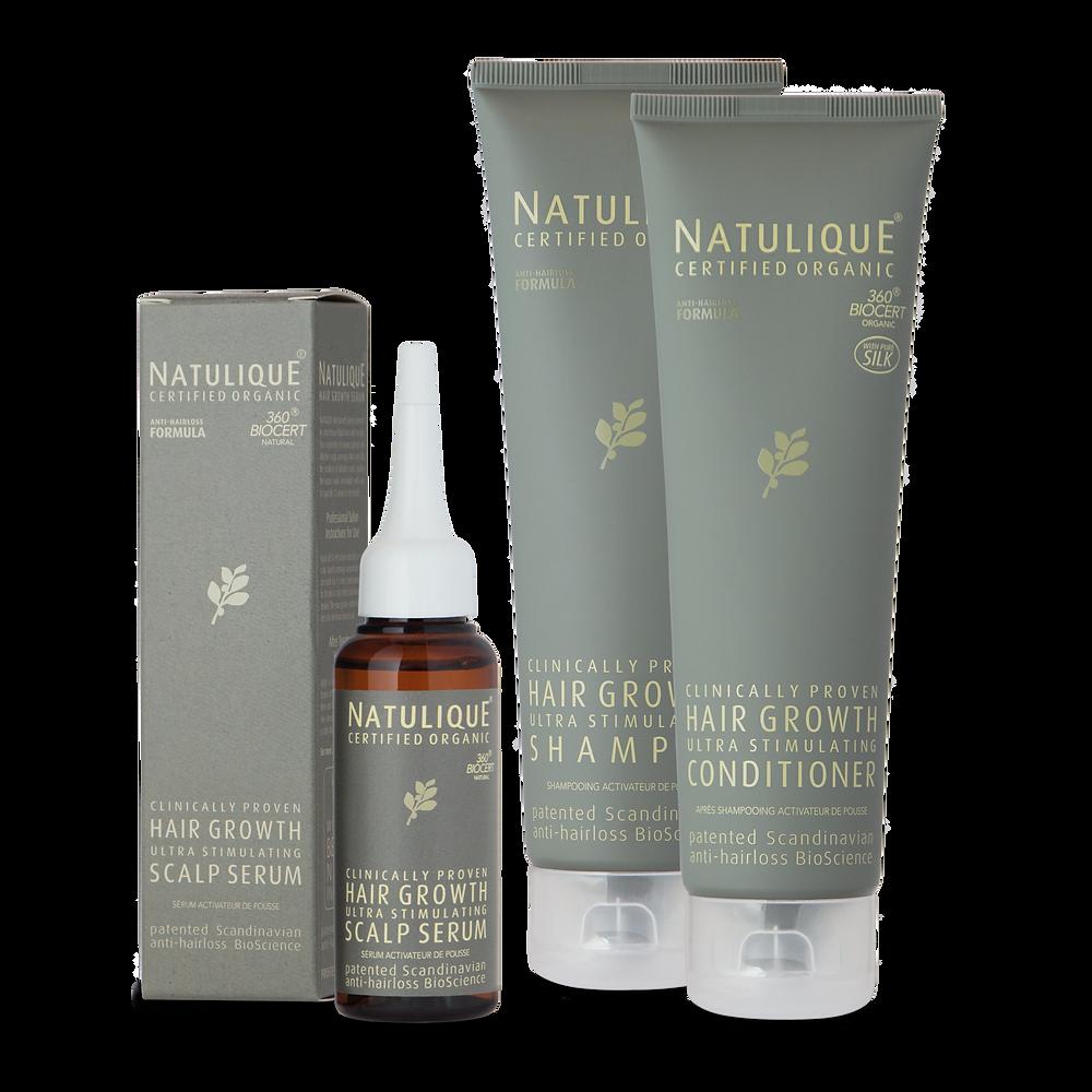 Clinically proven Advanced Anti-Hair loss formula