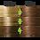 Thumbnail: Naturigin 5.3 DARK BLONDE Permanent ORGANIC Hair Color Dye
