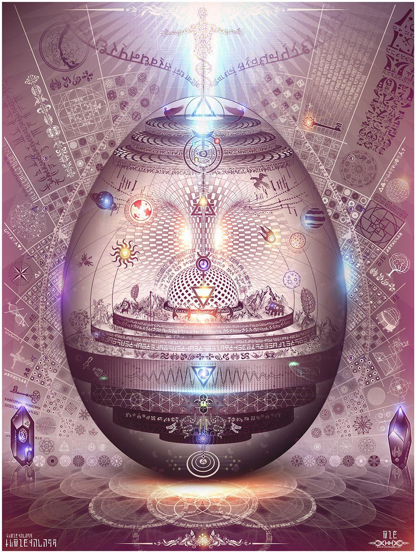 Universal Transmissions IX - The Cosmic
