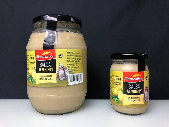 barril salsa al whisky