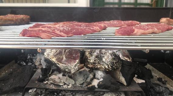 Carne para barbacoa