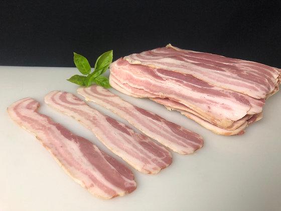 filetes de panceta de cerdo