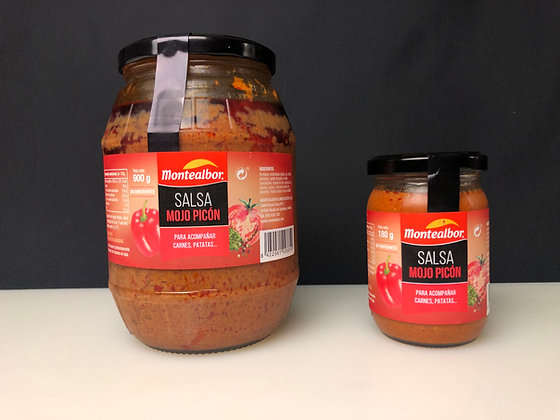 barril salsa mojo picon