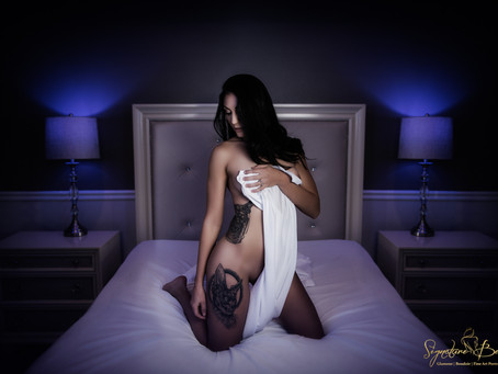 Bridal boudoir; the ultimate gift for yourself and your partner - Signature Beauty Gallery!