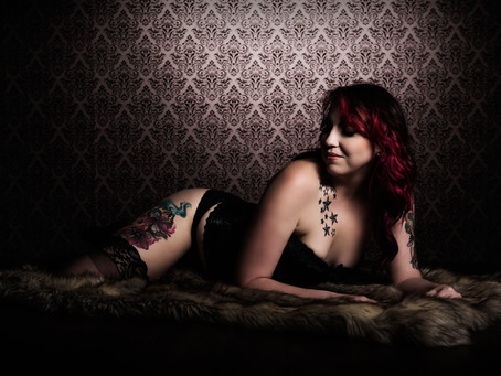 Winter Glamour & Boudoir Special Promotion!