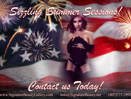 Orlando Boudoir INDEPENDENCE SUMMER SALES EVENT! - Signature Beauty Gallery