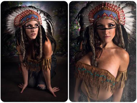 Native American Signature Beauty