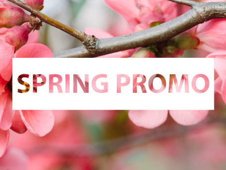 April Showers, Bring May Flowers - Signature Beauty Spring Glamour Boudoir Promotion!