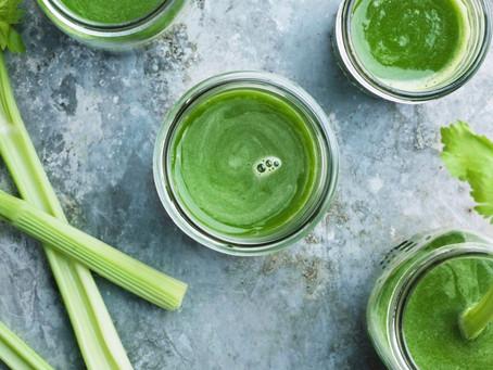 Celery juicing - fact or fad?