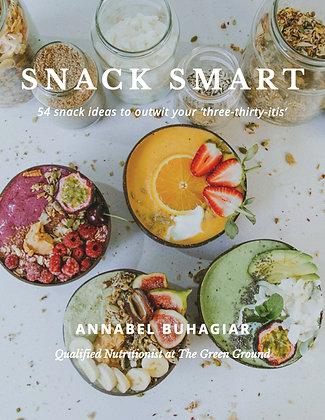 Snack Smart E-Book