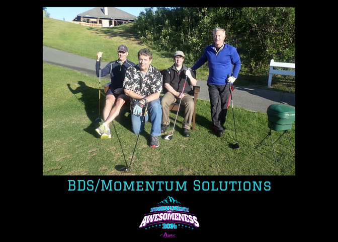 BDS-Momentum Solutions