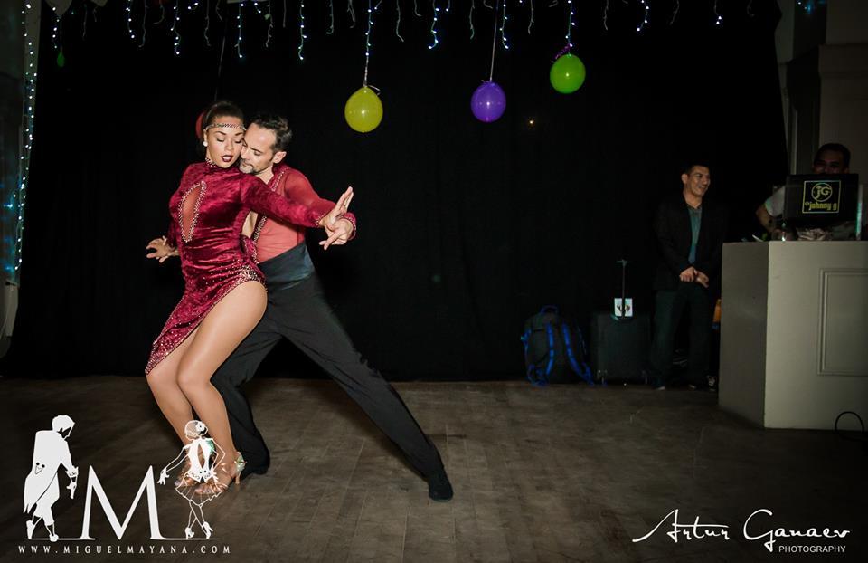 Miguel & Mayana Party Balham 2016