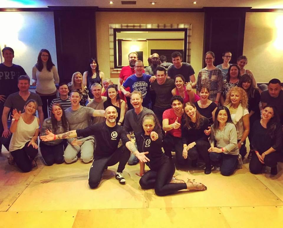 Scottish Salsa Congress 2017