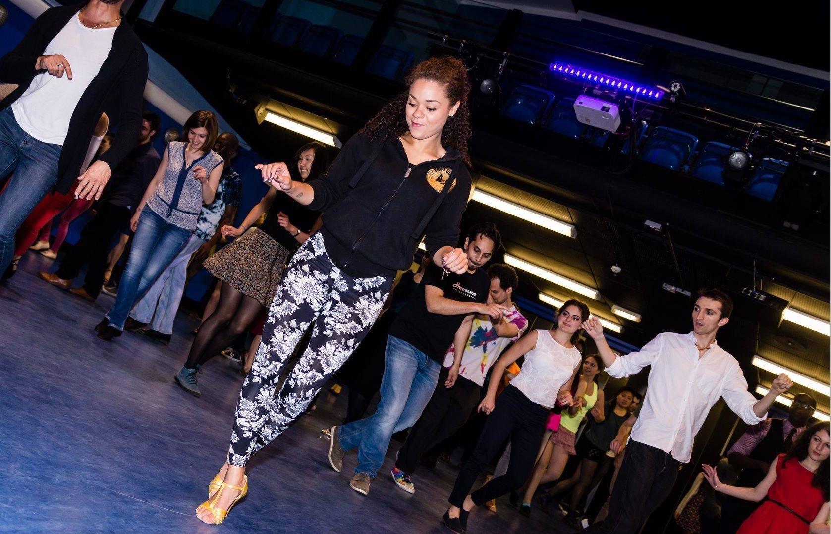 UCL Salsa Class London