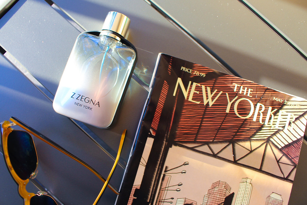 Mr Neo Luxe reviews Ermenegildo Zegna Z Zegna New York