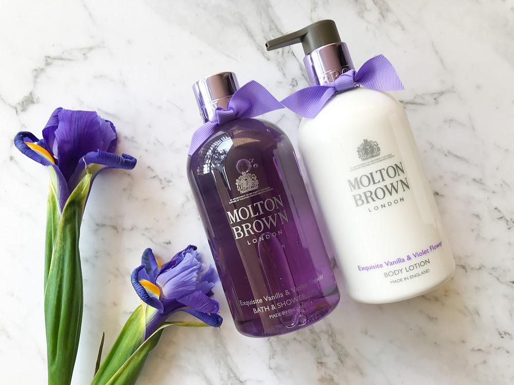 Mr Neo Luxe reviews Molton Brown Exquisite Vanilla & Wildflower
