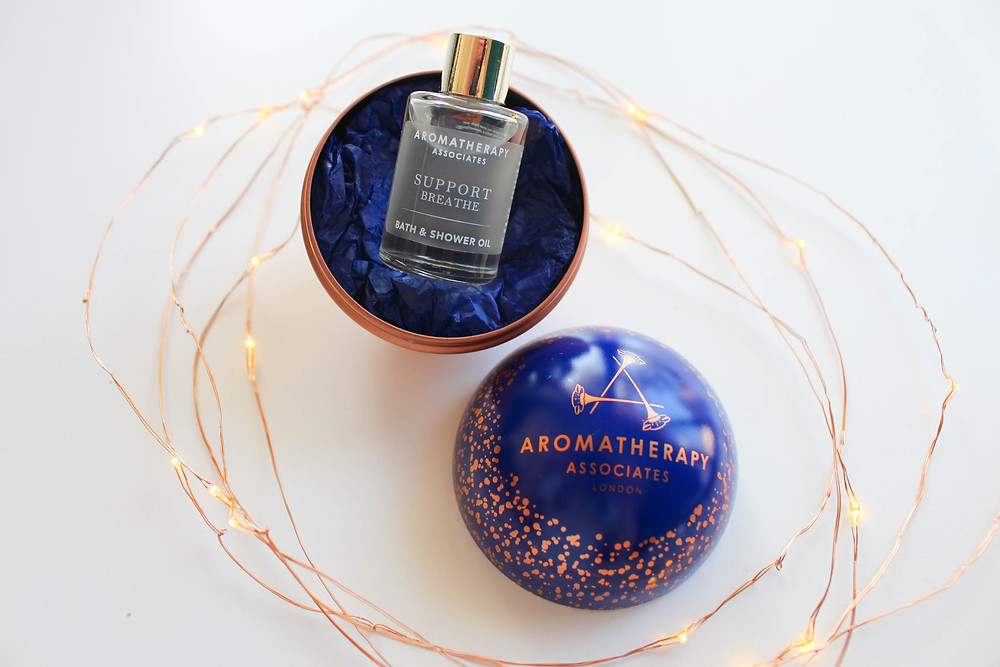 Mr Neo Luxe Christmas Gift Guide Aromatherapy Associates