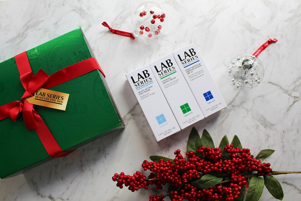 Mr Neo Luxe LAB SERIES Christmas Gift Set 2017