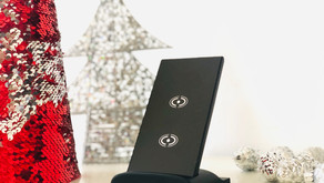 Wireless & Portable, the Charge Needed this Christmas.