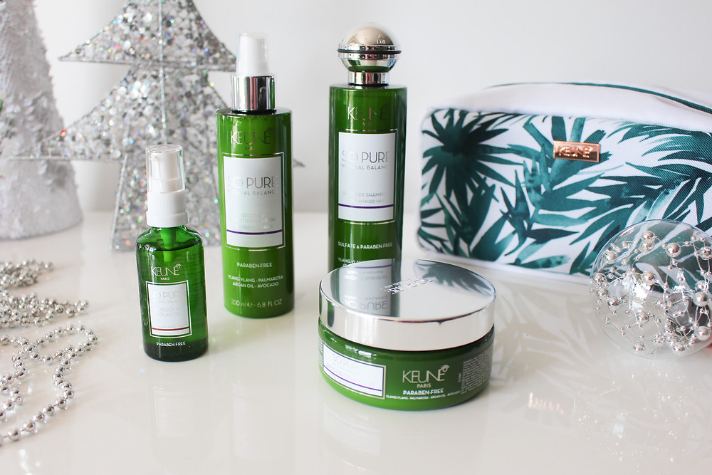 Mr Neo Luxe Keune Christmas Gift Guide So Pure Recovery Gift Set