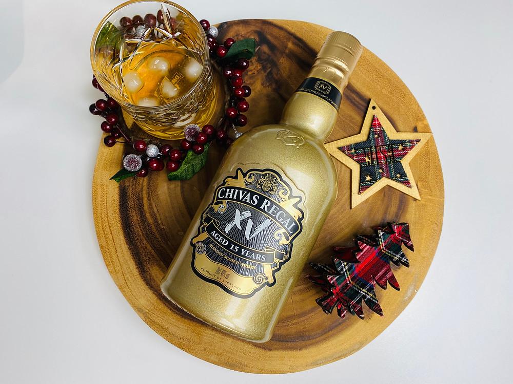 Mr Neo Luxe Chivas Gold