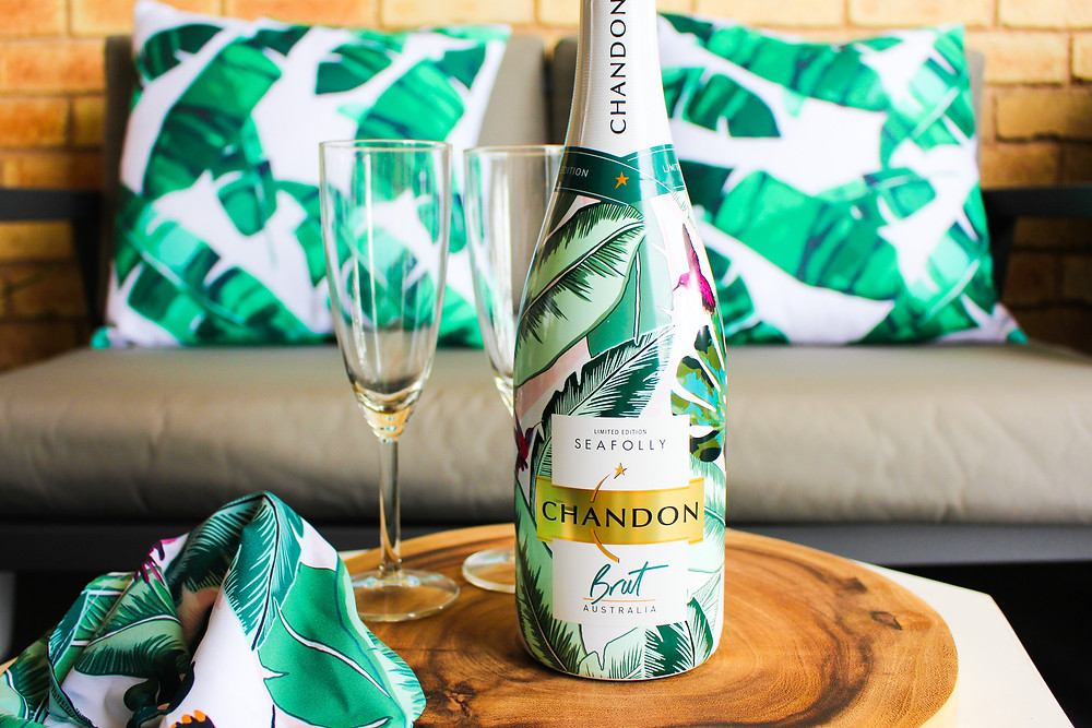Mr Neo Luxe Chandon x Seafolly limited edition