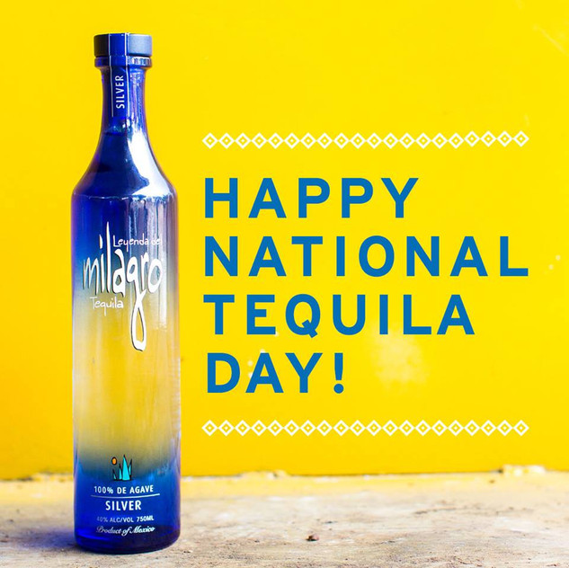 Happy World Tequila Day
