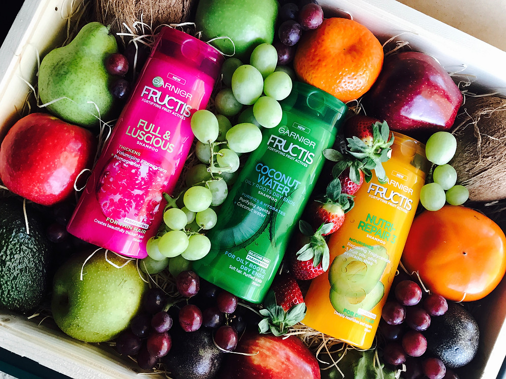 New Garnier Fructis reviewed by Mr Neo Luxe
