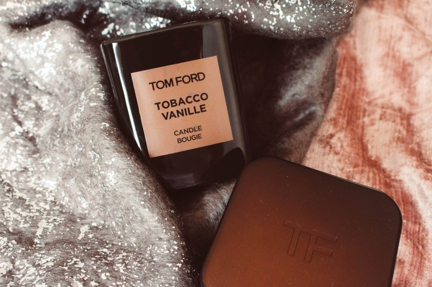 Mr Neo Luxe reviews om Ford Private Collection Tabacco Vanille Candle