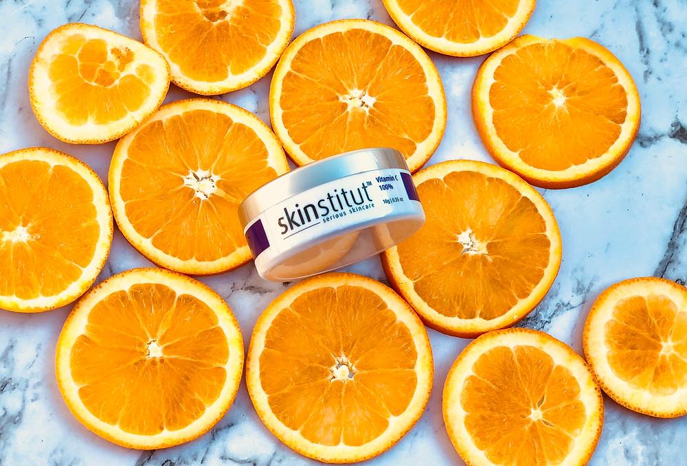 Mr Neo Luxe reviews Skinstitut Vitamin C 100%