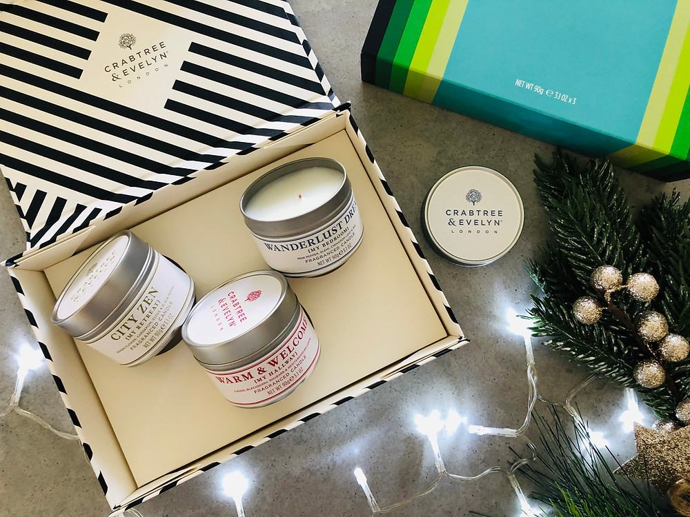 Mr Neo Luxe Christmas Gift Guide Crabtree & Evelyn Gift