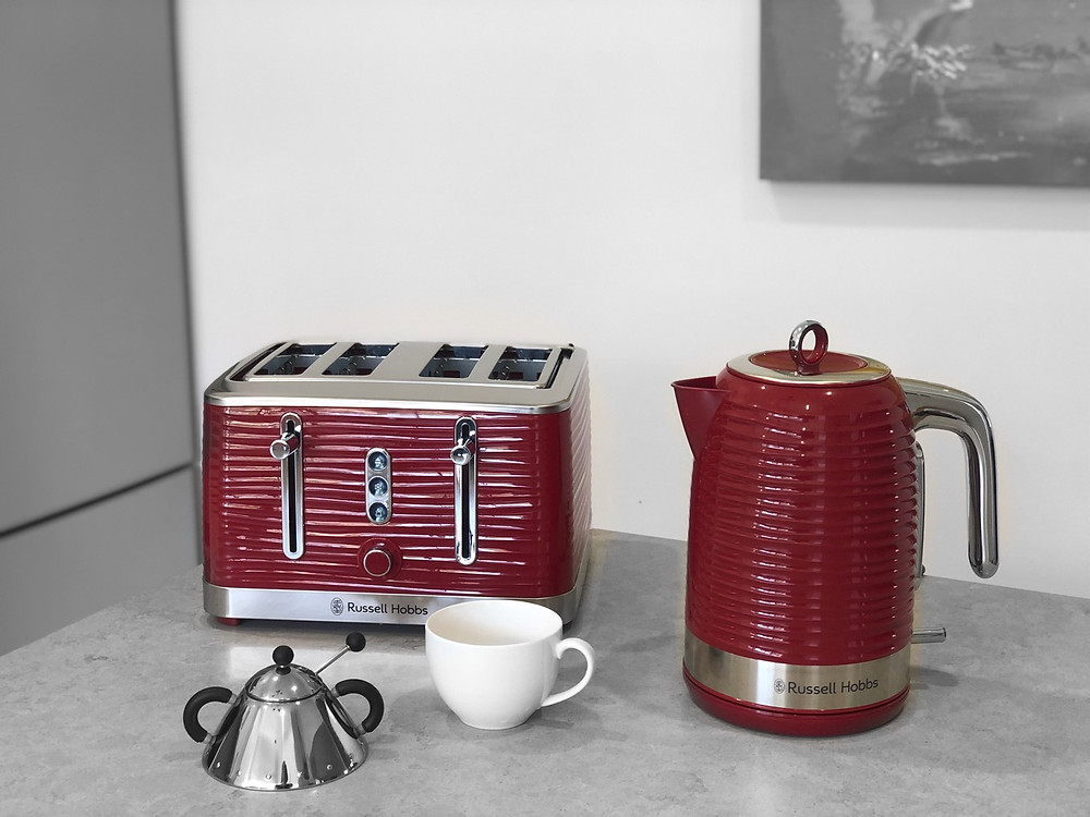 Russell Hobbs Inspire Collection by Mr Neo Luxe
