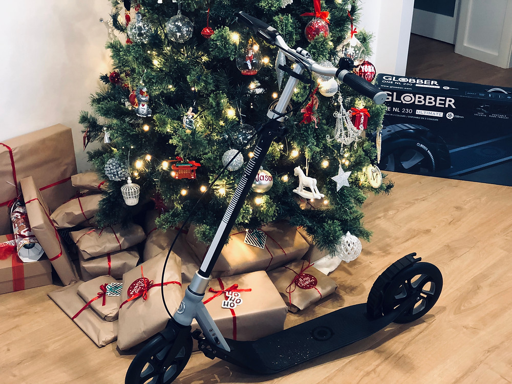 Mr Neo Luxe Globber Scooter Gift Guide