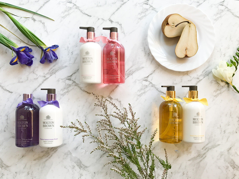 Molton Brown Gourmand Collection review by Mr Neo Luxe