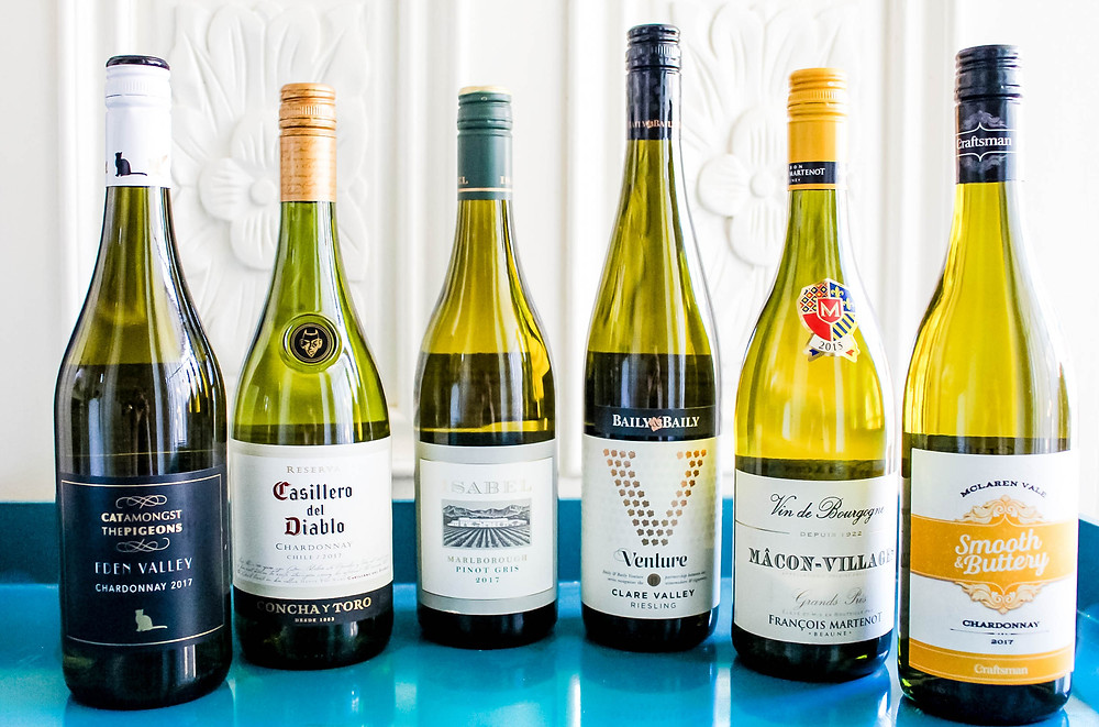Wines to pair with seafood by Mr Neo Luxe