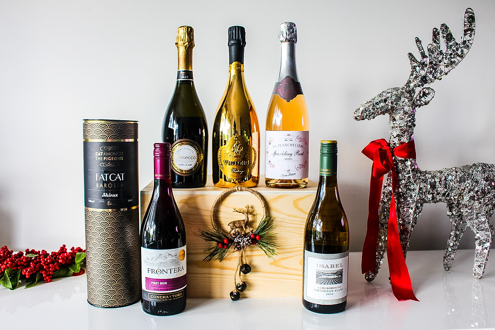 Mr Neo Luxe Christmas Wine Gift Guide 2017