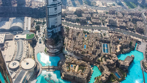 High Standards at the Burj Khalifa