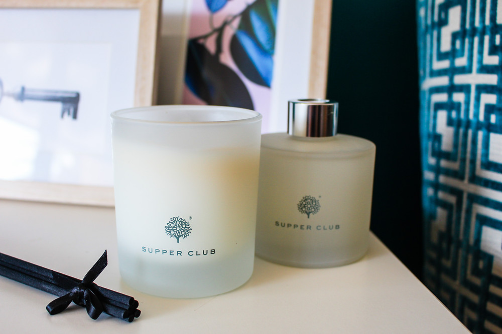 Crabtree & Evelyn Supper Club Candle and Diffuser review