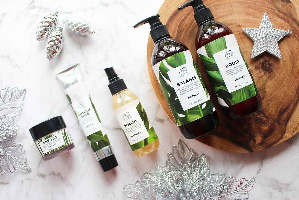 Mr Neo Luxe Christmas Gift Guide AG Hair Naturals
