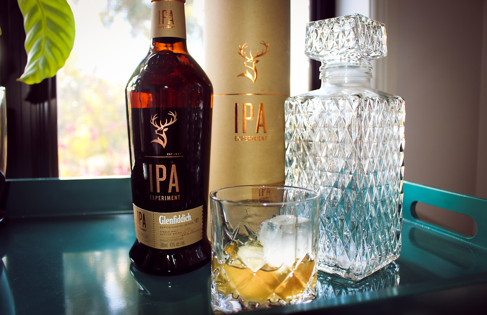 Mr Neo Luxe Glenfiddich IPA Experiment
