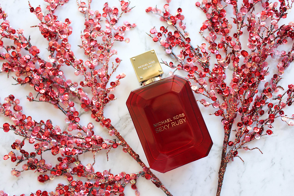 Mr Neo Luxe Christmas Gift Guide Sexy Ruby by Michael Kors