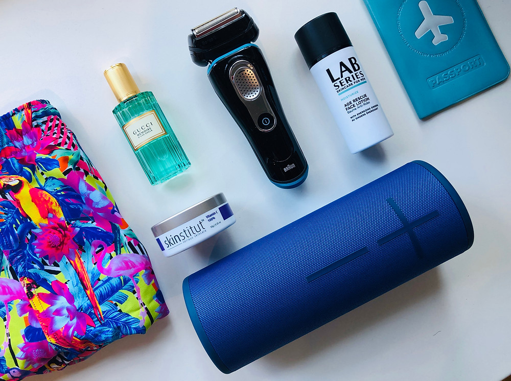 Travel Essentials 2019 by Mr Neo Luxe