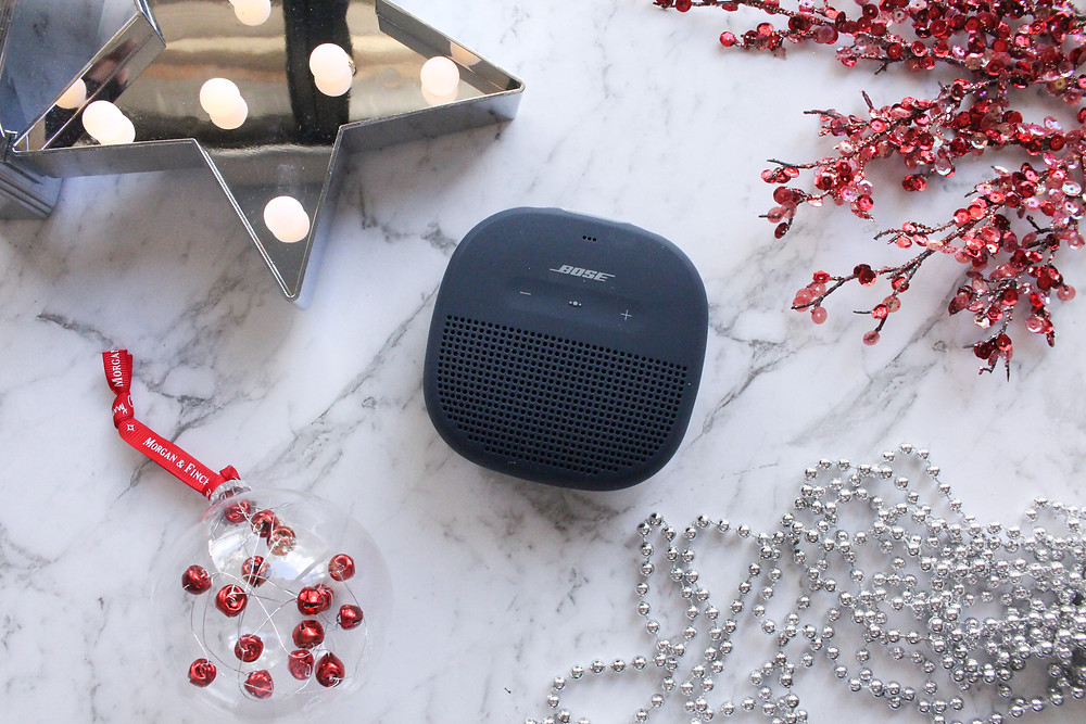 Mr Neo Luxe Christmas Gift Guide Bose SoundLink Micro