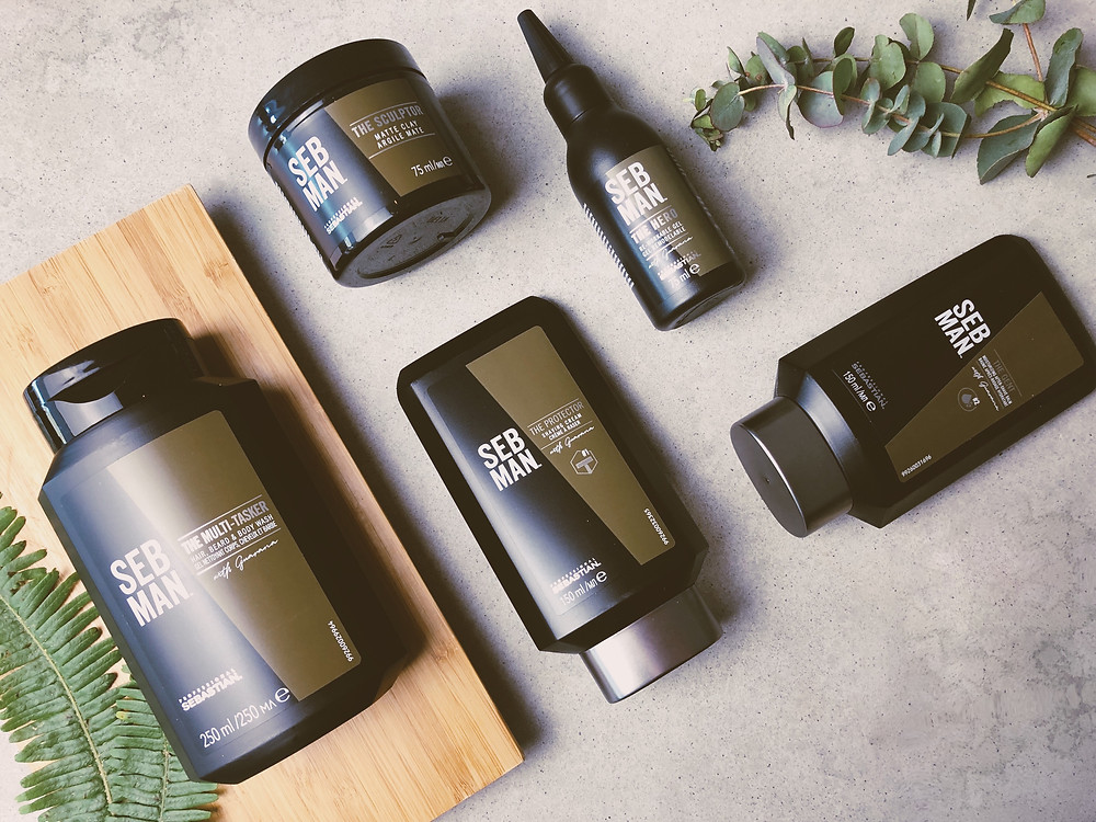 Mr Neo Luxe Reviews SEB MAN Haircare for Men