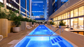 Five Stars for Paramatta's New Hotel Suites