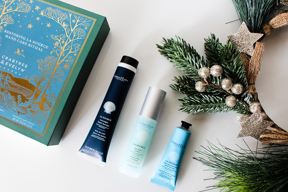 Mr Neo Luxe Christmas Gift Guide Restoring La Source Hand Care Ritual