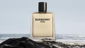 New! Burberry Hero for Men